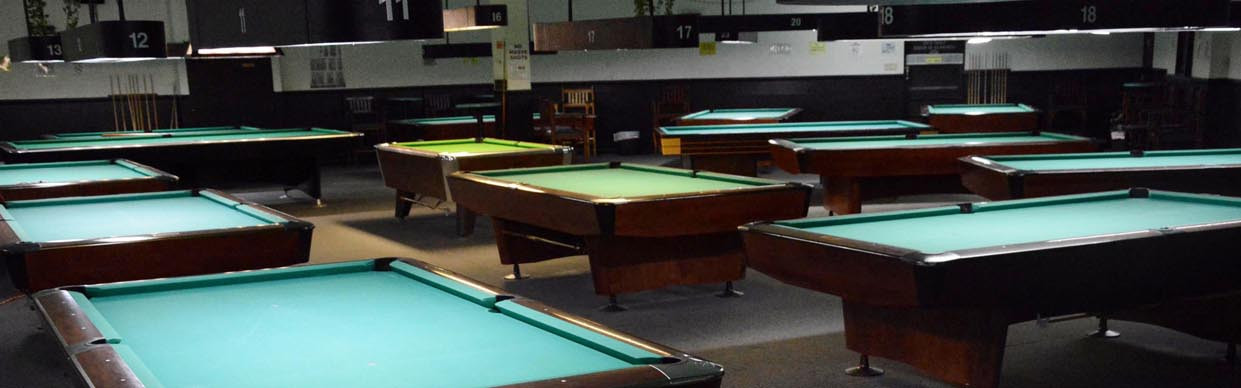 Atlantic City Billiard Club, AC Billiard Club, Billiard Club