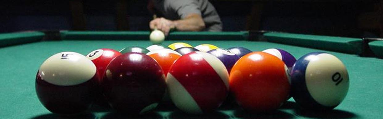 pool rack, shot, pool balls, billiards